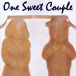 Maple syrup couple that was our favor